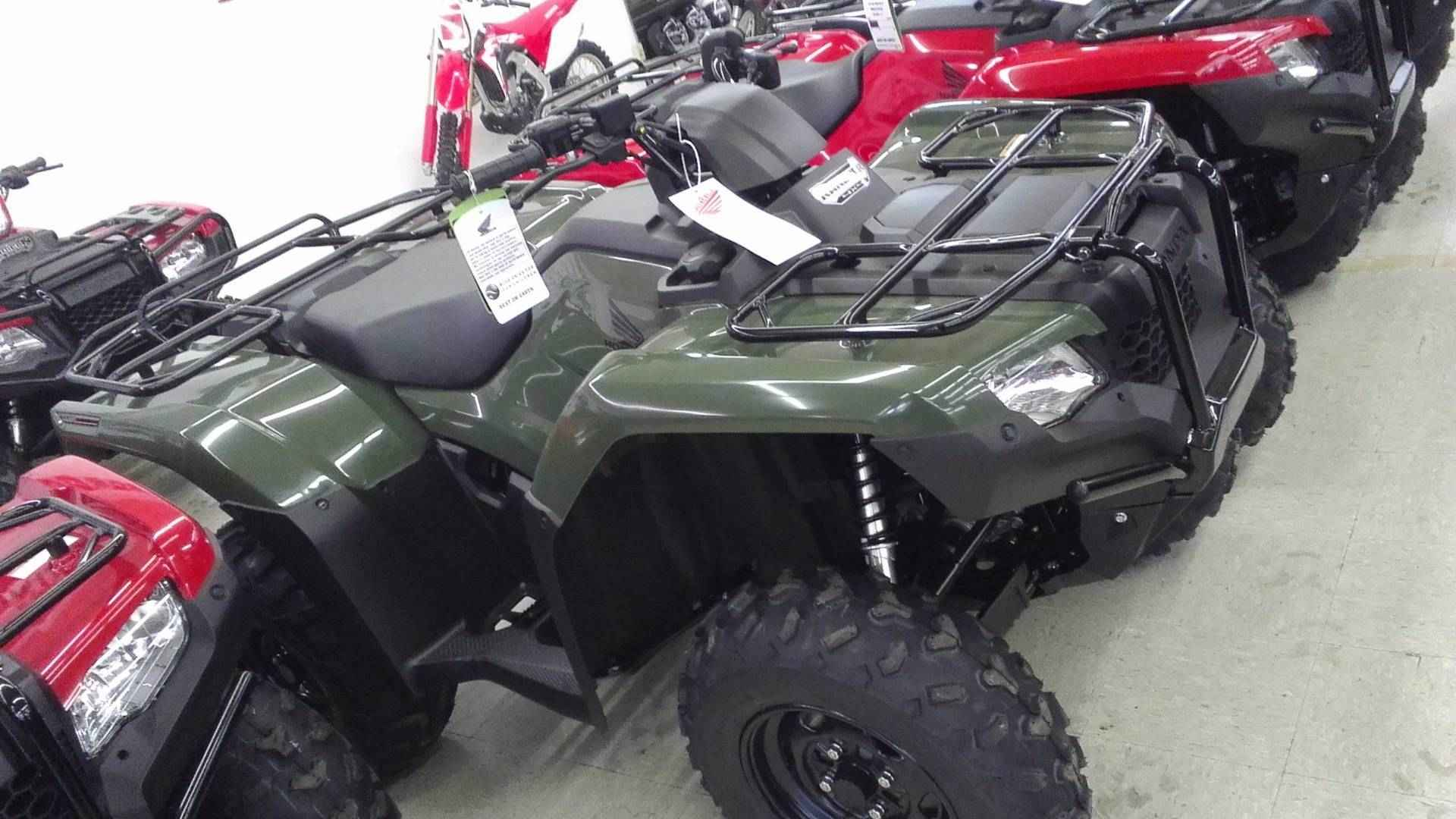 New 2017 honda fourtrax rancher atvs for sale in tennessee on atvtrades com