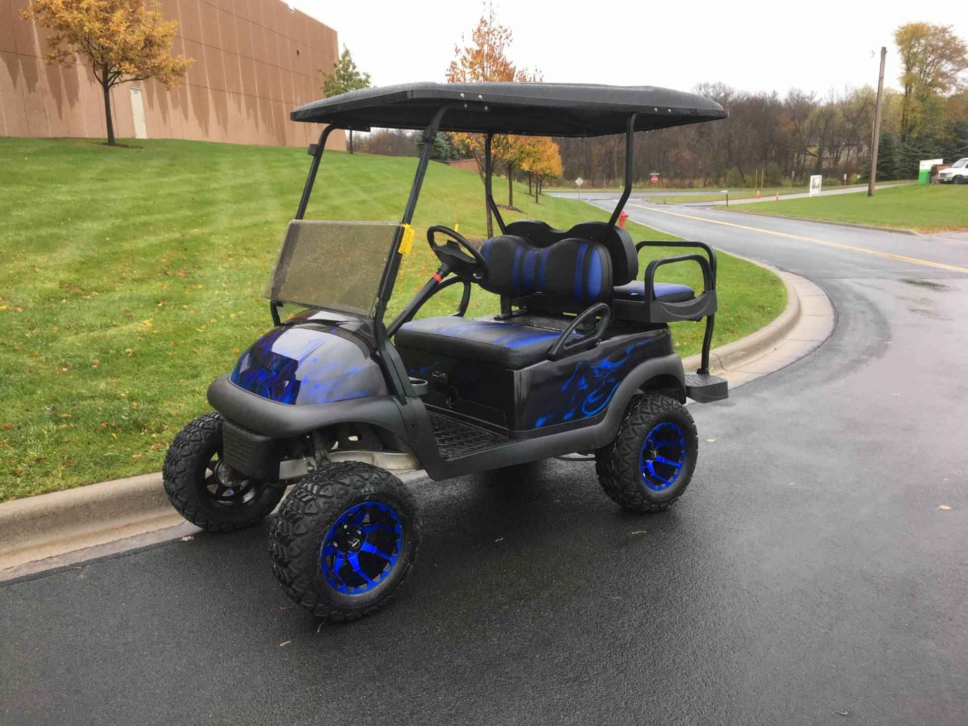 Used 2012 Club Car Precedent Atvs For Sale In Minnesota On