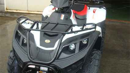 New 2014 Linhai 400cc Utility Style 4x4 Single Cylinder ATV ON SALE ATVs  For Sale in Illinois on atvtrades com