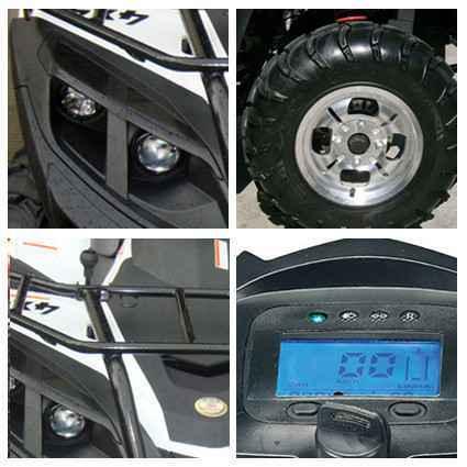 New 2014 Linhai 400cc Utility Style 4x4 Single Cylinder ATV ON SALE ATVs  For Sale in Illinois on atvtrades com