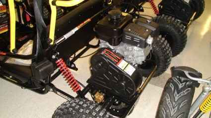 New 2014 Power Kart 136cc Black Widow 4-Stroke Go Kart ON SALE!!!! ATVs For  Sale in Illinois on atvtrades com