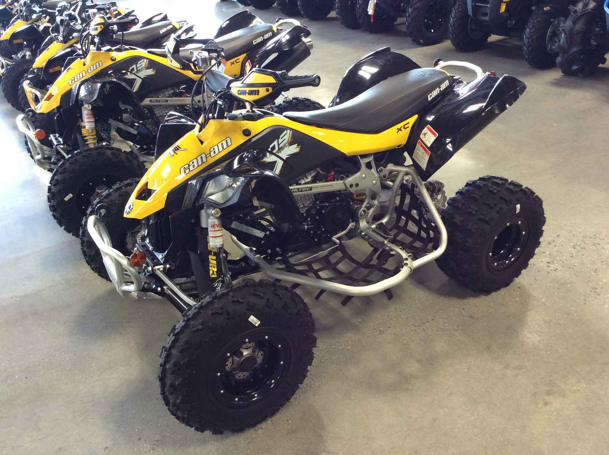 Can Am Ds 450 >> New 2015 Can Am Ds 450 Xmx Atvs For Sale In New Jersey On Atvtrades Com