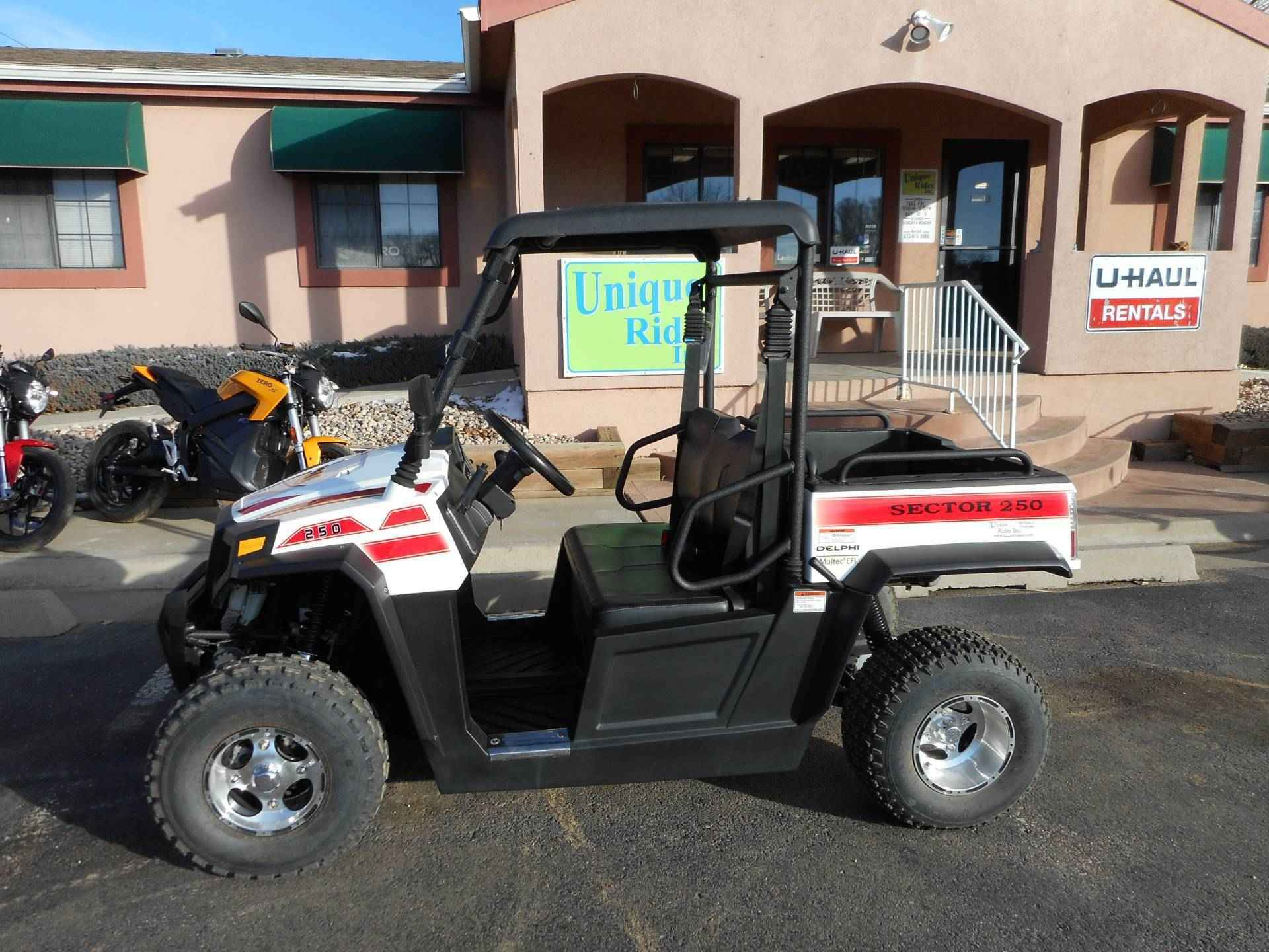 Unique Rides on ATV Trades