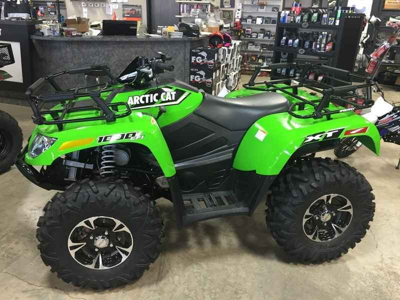 New 2016 Arctic Cat 1000 Xt Atvs For Sale In Arkansas On Atv Trades
