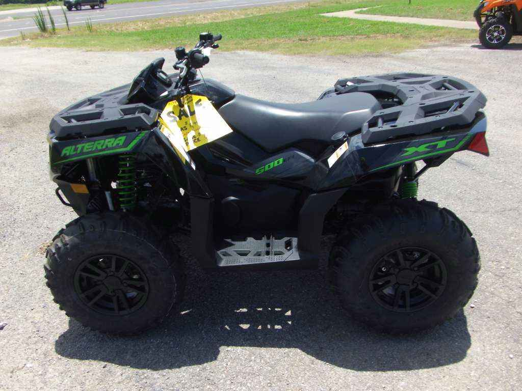 "Honda Four Wheelers For Sale >> New 2016 Arctic Cat Alterra 500 XTâ""¢ ATVs For Sale in ..."