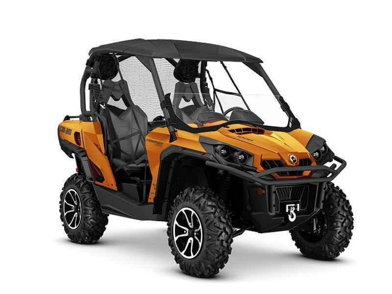 new 2016 can am commander limited 1000 atvs for sale in. Black Bedroom Furniture Sets. Home Design Ideas