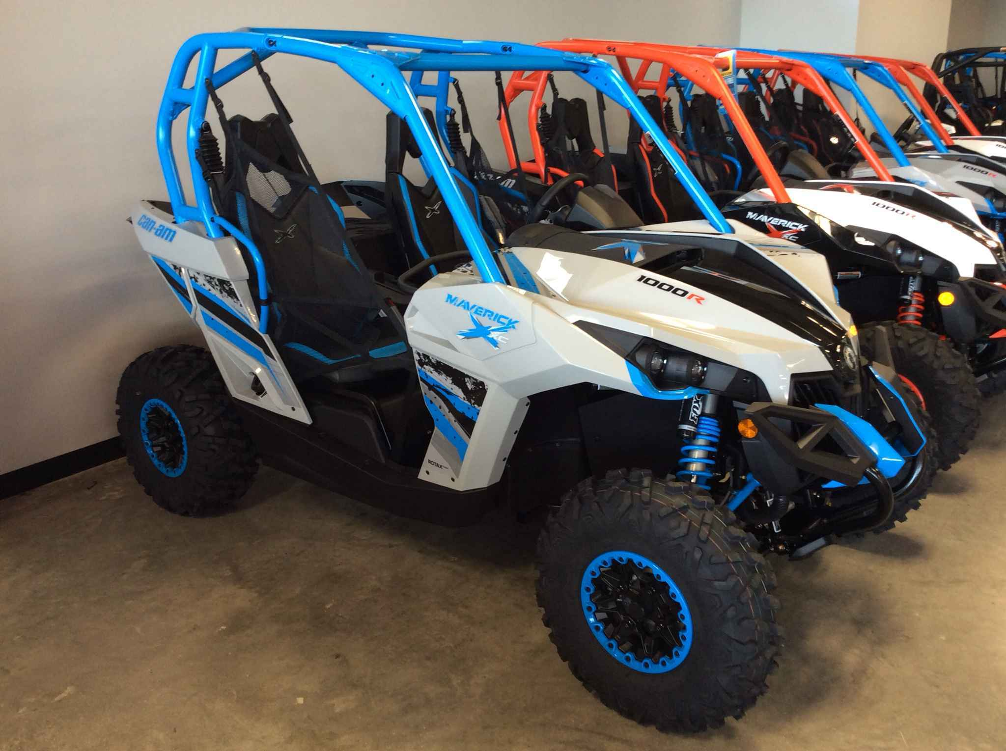 New 2016 Can Am Maverick 1000 C Atvs For In Jersey 18 449