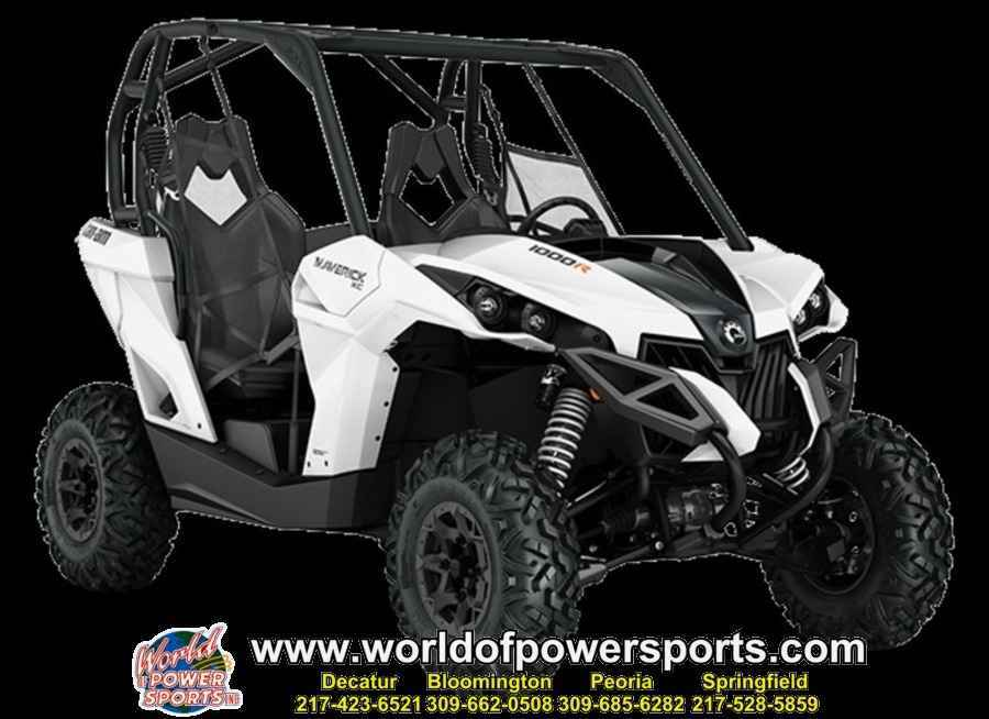 New 2016 Can Am Maverick 1000 Xc Atvs For In Illinois 14 299