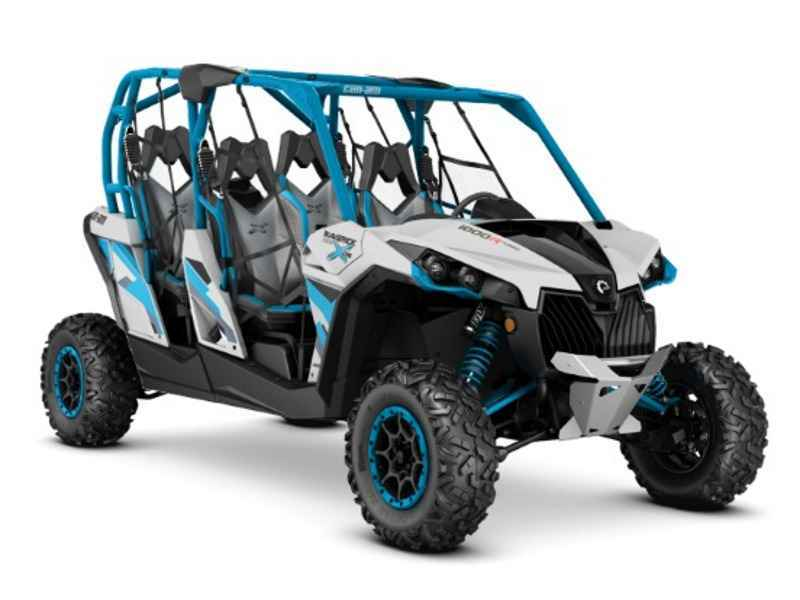 new 2016 can am maverick max x ds turbo 1000r hyper silv atvs for sale in texas on atv trades. Black Bedroom Furniture Sets. Home Design Ideas