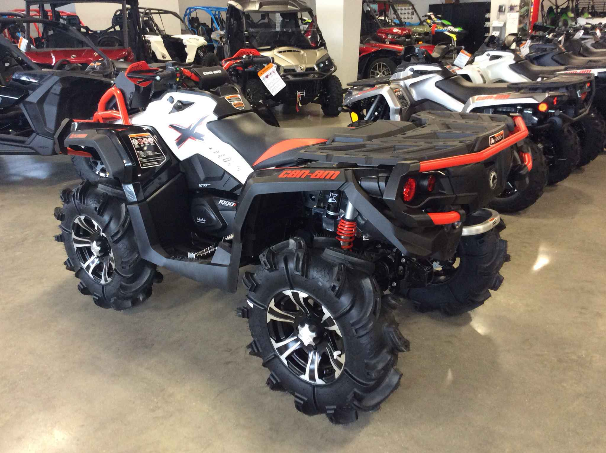 New 2016 Can Am Outlander 1000r Xmr Atvs For Sale In New Jersey On
