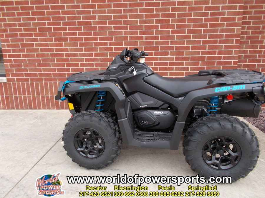 New 2016 Can Am Outlander 850 Xt Atvs For In Illinois 9 999
