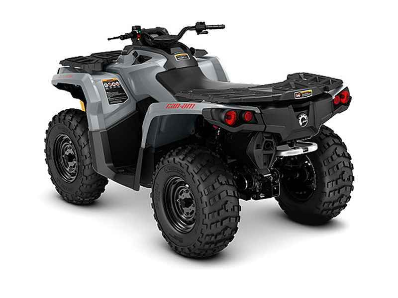 New 2016 Can Am Outlander 650 Atvs For In Virginia 7 399