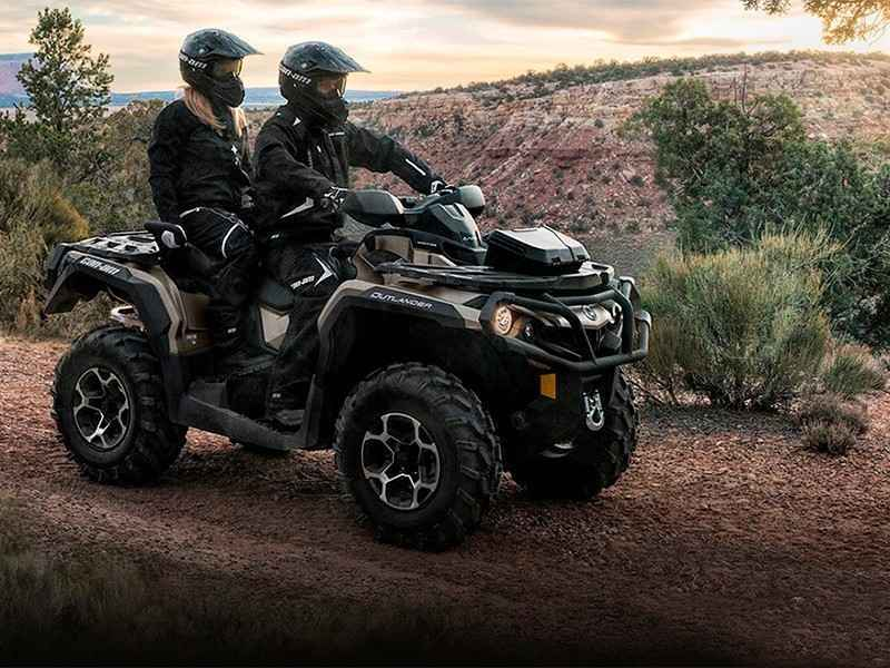 New 2016 Can Am Outlander Max Xt 850 Atvs For In Florida 12 799