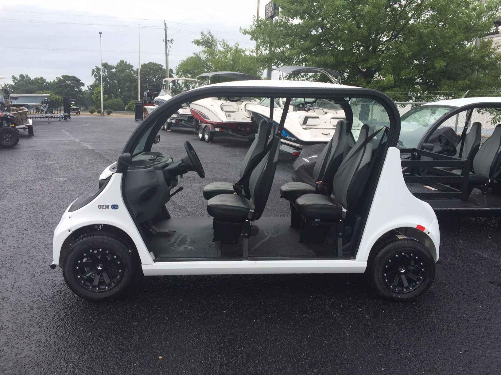 New 2016 Gem e4 ATVs For Sale in North Carolina on ATV Trades