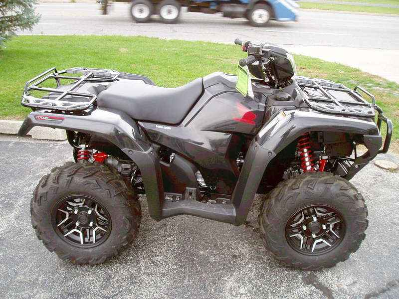 [DIAGRAM_3ER]  New 2016 Honda FourTrax Foreman Rubicon 4x4 EPS Deluxe ATVs For Sale in  Indiana on ATV Trades | 2016 Honda Rubicon 500 |  | ATV Trades