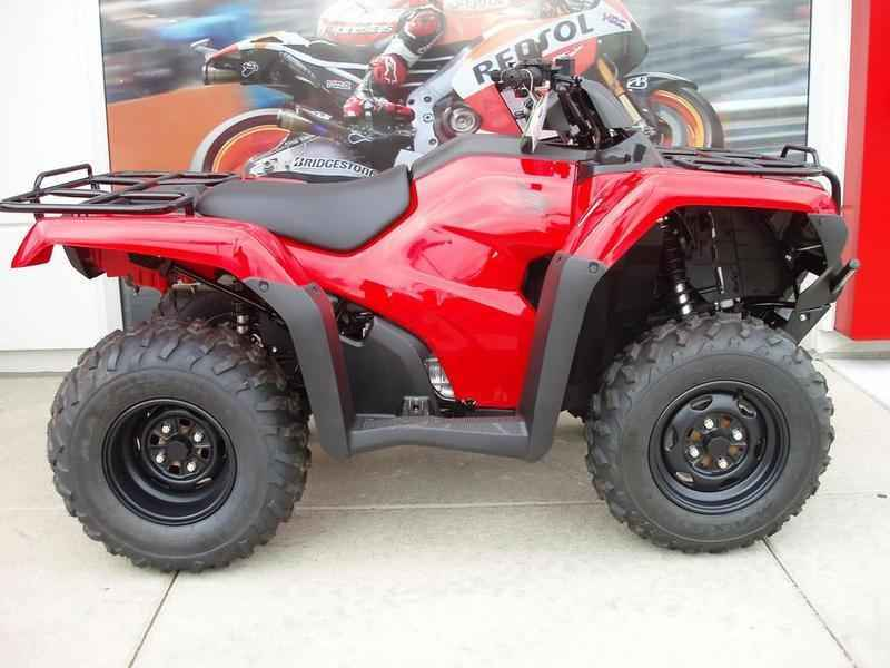 New 2016 honda fourtrax rancher 4x4 atvs for sale in for Honda 420 rancher for sale