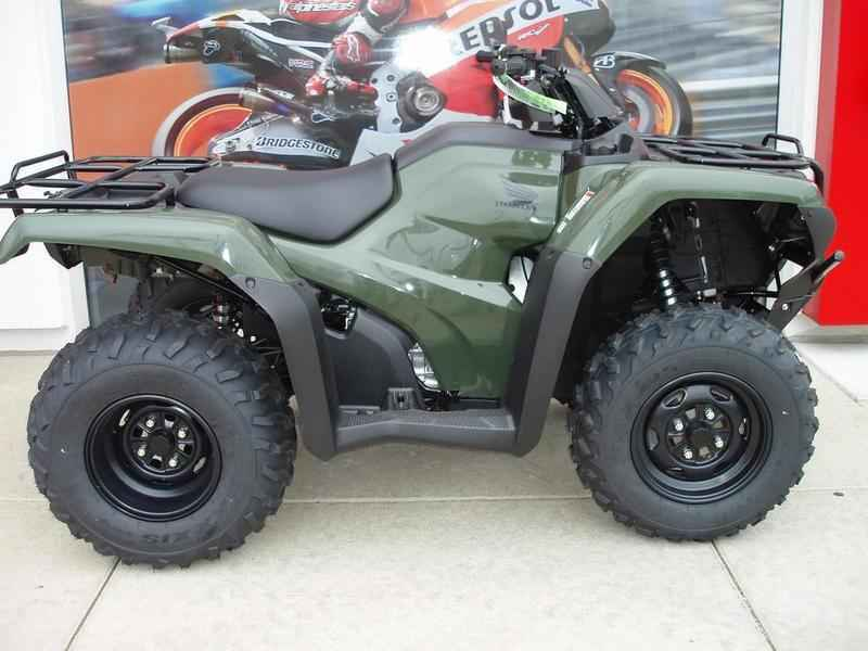 new 2016 honda fourtrax rancher 4x4 es atvs for sale in