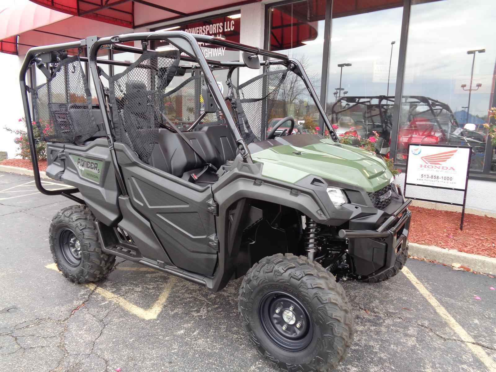 new 2016 honda pioneer 1000 5 atvs for sale in ohio on atv trades. Black Bedroom Furniture Sets. Home Design Ideas