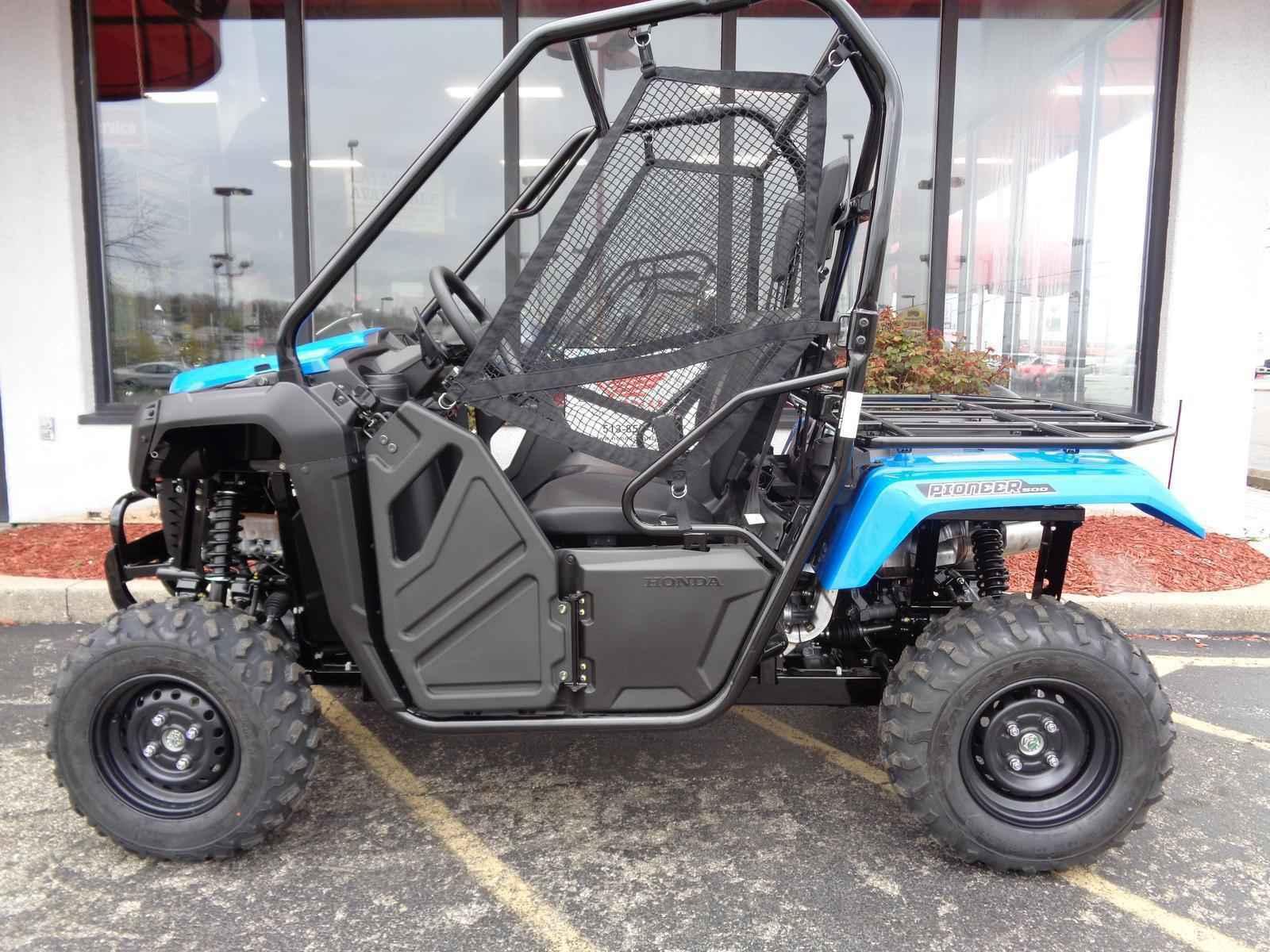 New 2016 Honda Pioneer 500 Atvs For In Ohio 7 499