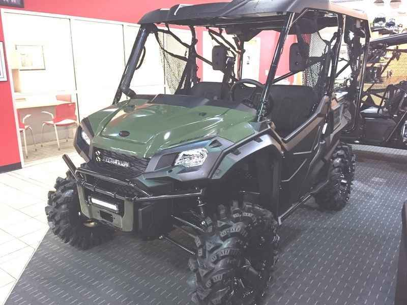 new 2016 honda pioneer 1000 5 atvs for sale in arkansas on atv trades. Black Bedroom Furniture Sets. Home Design Ideas