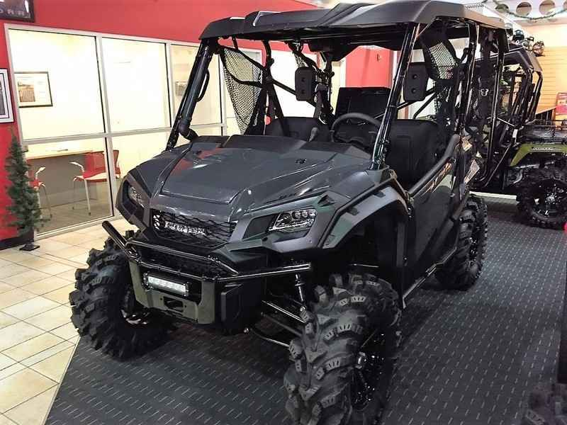 West Side Honda >> New 2016 Honda Pioneer 1000-5 Deluxe ATVs For Sale in Arkansas on ATV Trades