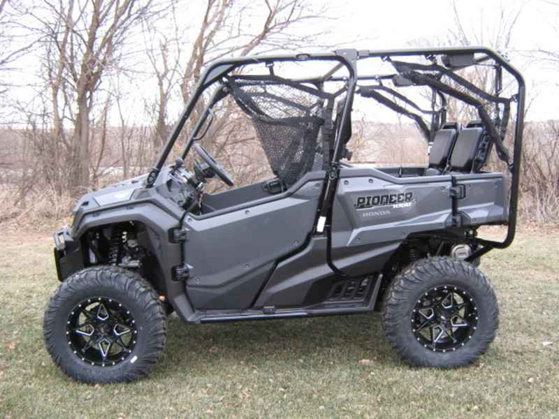 new 2016 honda pioneer 1000 5 deluxe atvs for sale in iowa on atv trades. Black Bedroom Furniture Sets. Home Design Ideas