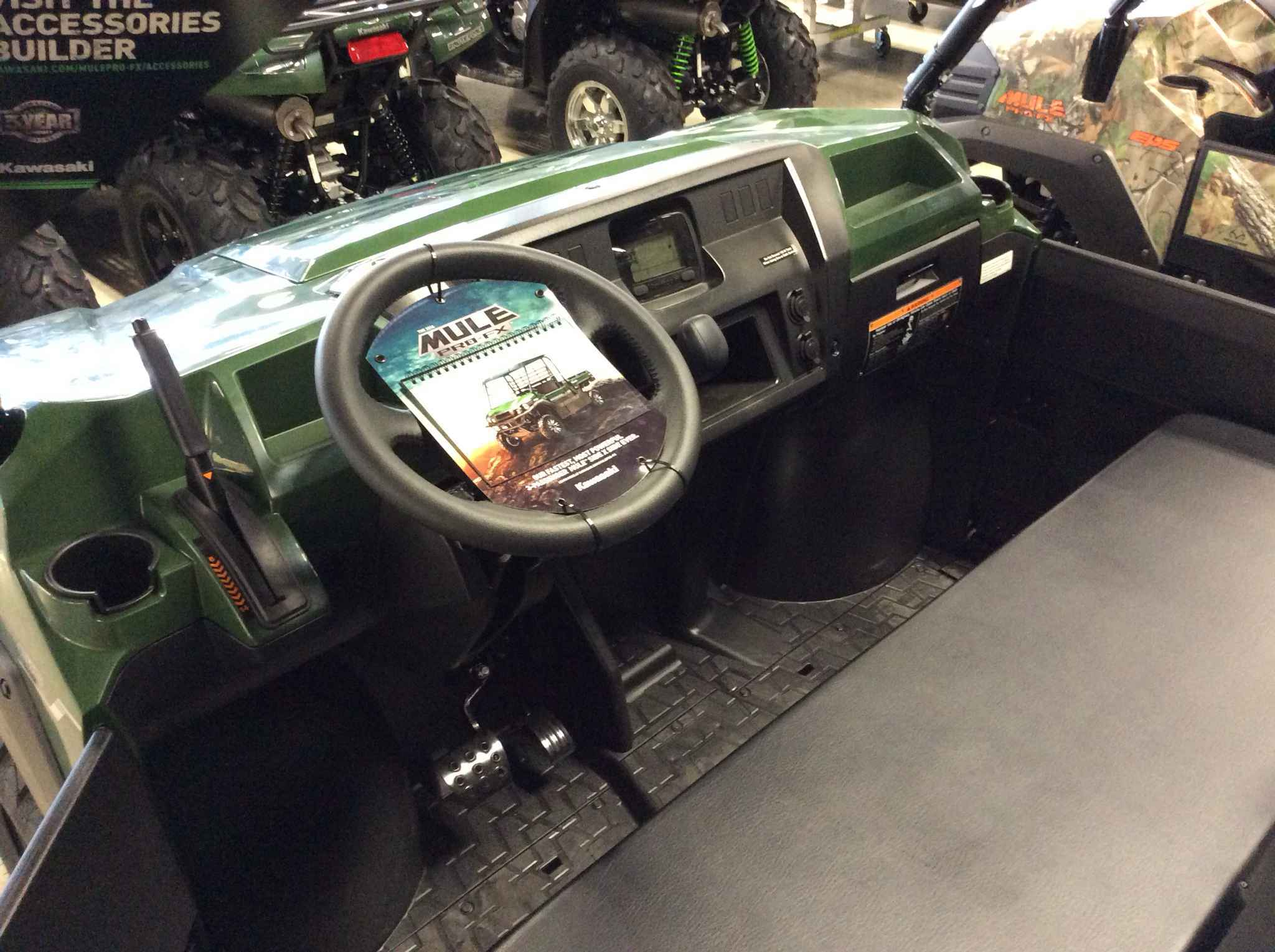 New 2016 Kawasaki MULE PRO-FXT EPS ATVs For Sale in New Jersey on  atvtrades com