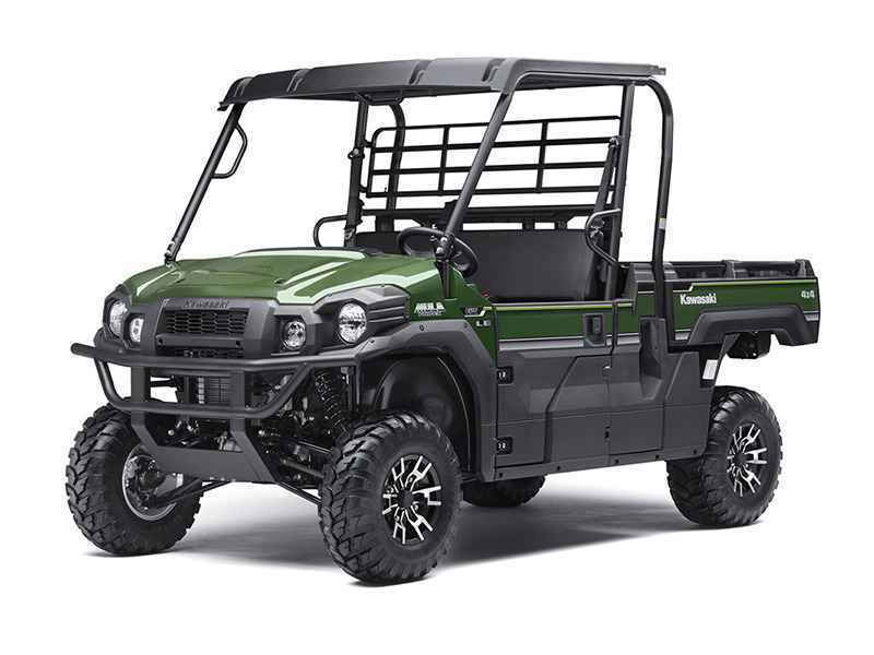 New 2016 Kawasaki Mule Pro FX EPS LE ATVs For Sale in