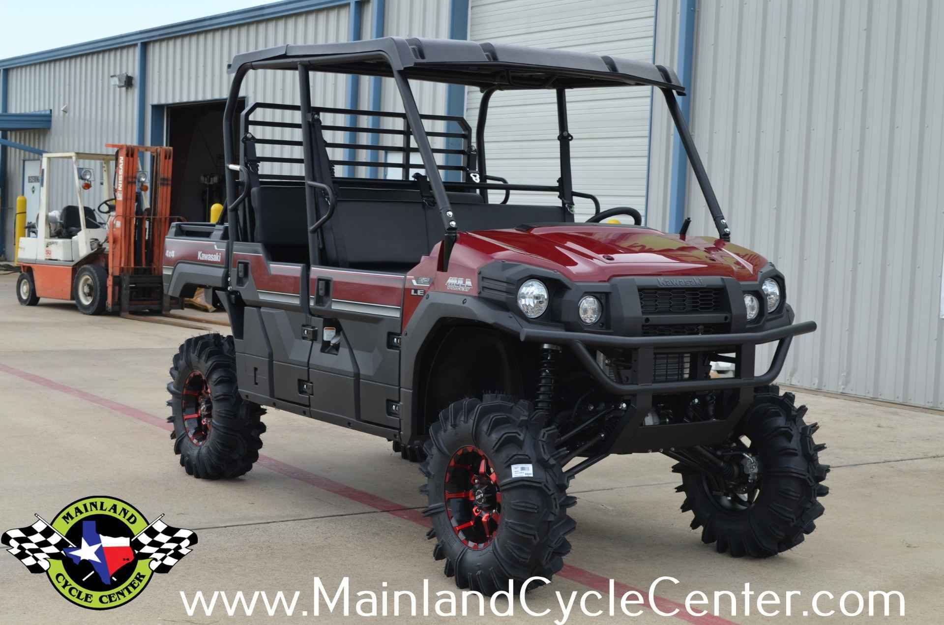 "New 2016 Kawasaki Mule Pro-FXTâ""¢ EPS LE ATVs For Sale in Texas on  atvtrades com"
