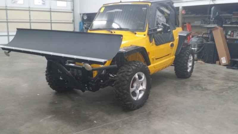 new 2016 oreion motors winter snow plow package atvs for sale in indiana on atv trades. Black Bedroom Furniture Sets. Home Design Ideas