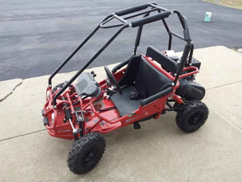 New 2016 Polaris Hammer Head Off-Road Go Kart Torpedo ATVs For Sale in  Oklahoma on atvtrades com
