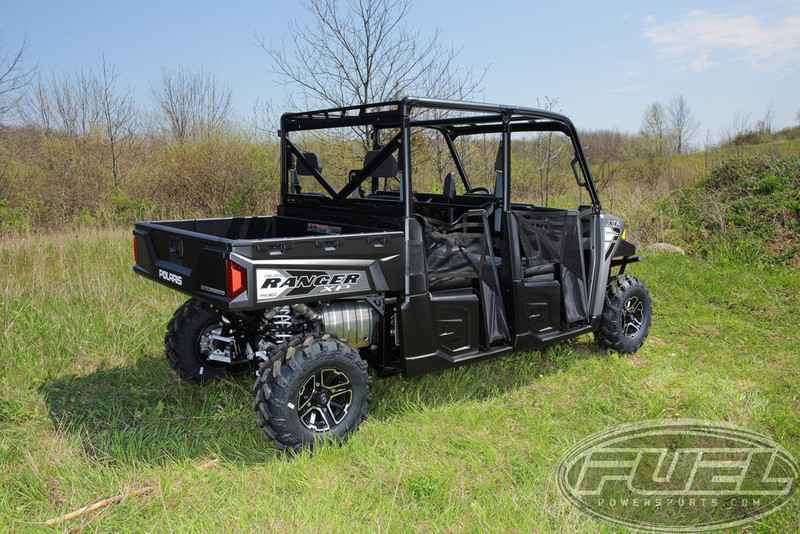 New 2016 Polaris RANGER Crew XP 900-6 EPS Titanium Matte ATVs For Sale in  Wisconsin on atvtrades com