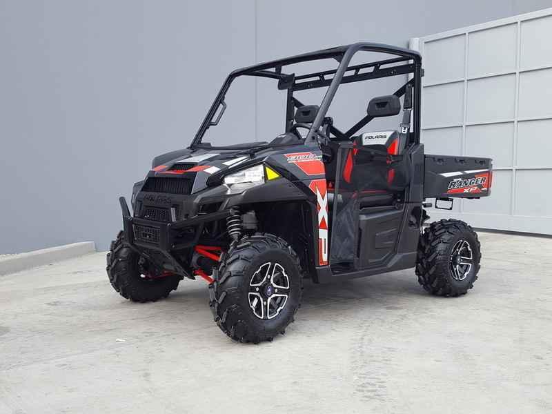 New 2016 Polaris Ranger Xp 900 Eps Black Pearl Atvs For In Arizona 15 299
