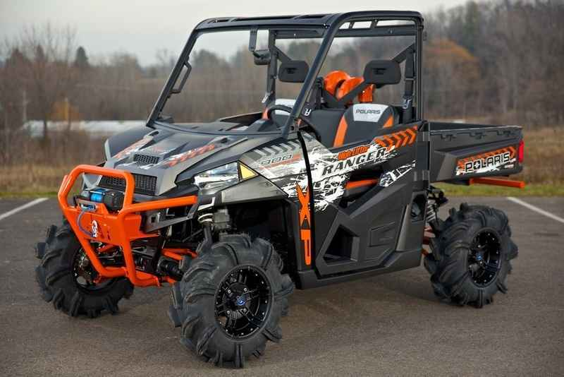 New 2016 Polaris Ranger Xp 900 Eps High Lifter Edition St Atvs For In Wisconsin 15 687