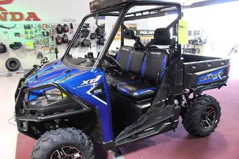 new 2016 polaris ranger xp 900 eps trail edition blue fir atvs for sale in florida on atv trades. Black Bedroom Furniture Sets. Home Design Ideas