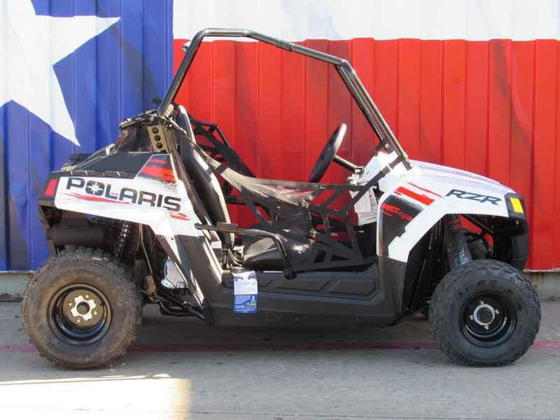 Polaris Razor 170 >> New 2016 Polaris Rzr 170 Efi Bright White Atvs For Sale In Texas On Atvtrades Com