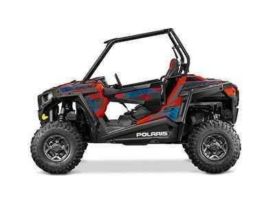 Polaris Rzr For Sale Tennessee >> New 2016 Polaris RZR S 900 EPS Havasu Red Pearl ATVs For Sale in Iowa on ATV Trades
