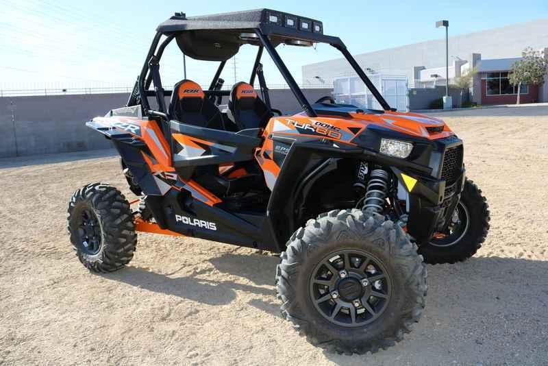 New 2016 Polaris Rzr Xp Turbo Eps Spectra Orange Atvs For In Nevada 19 999