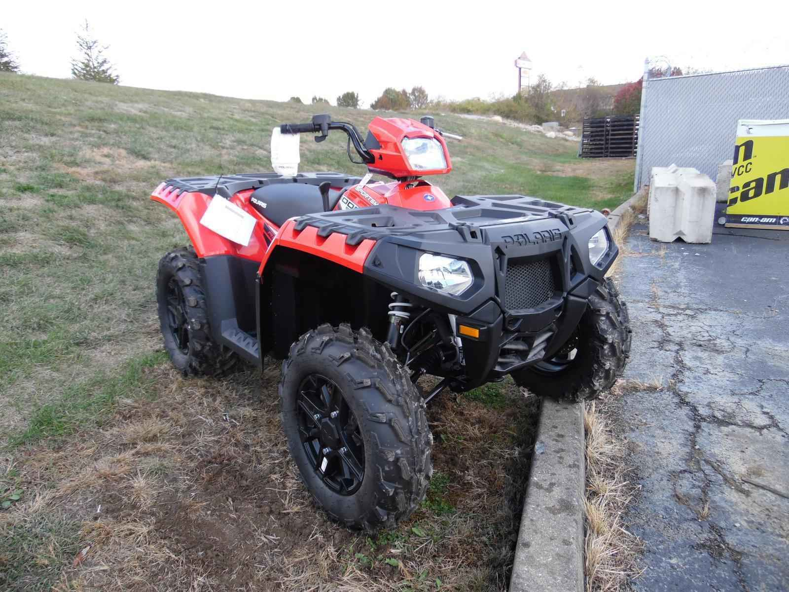 Awesome 2016 Polaris 1000 Sportsman