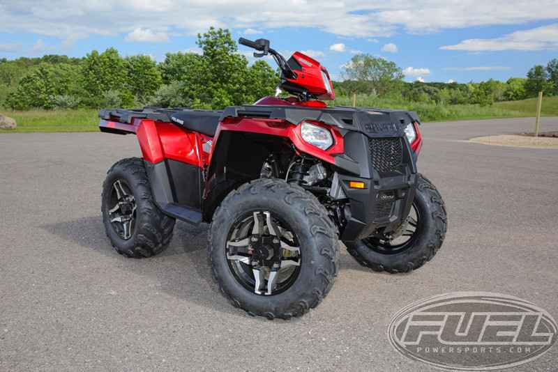 New 2016 Polaris Sportsman 570 Sp Sunset Red Atvs For In Wisconsin 6 977