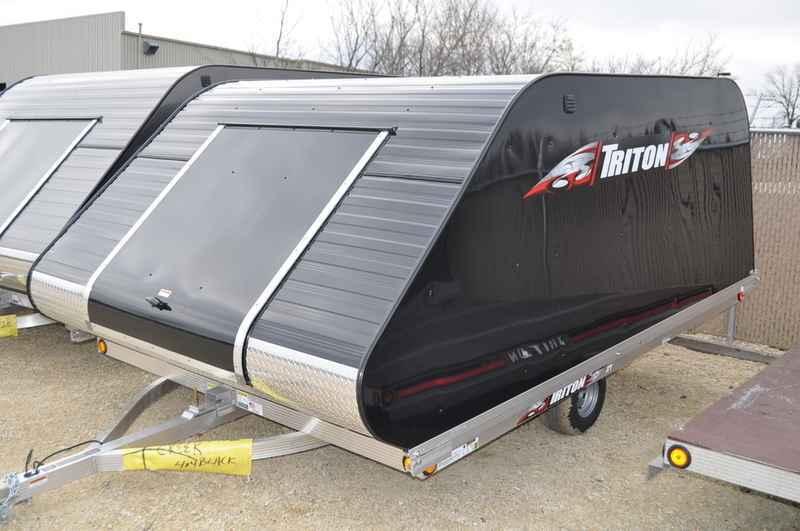 New 2016 Triton Trailers XT11-101-SQ ATVs For Sale In