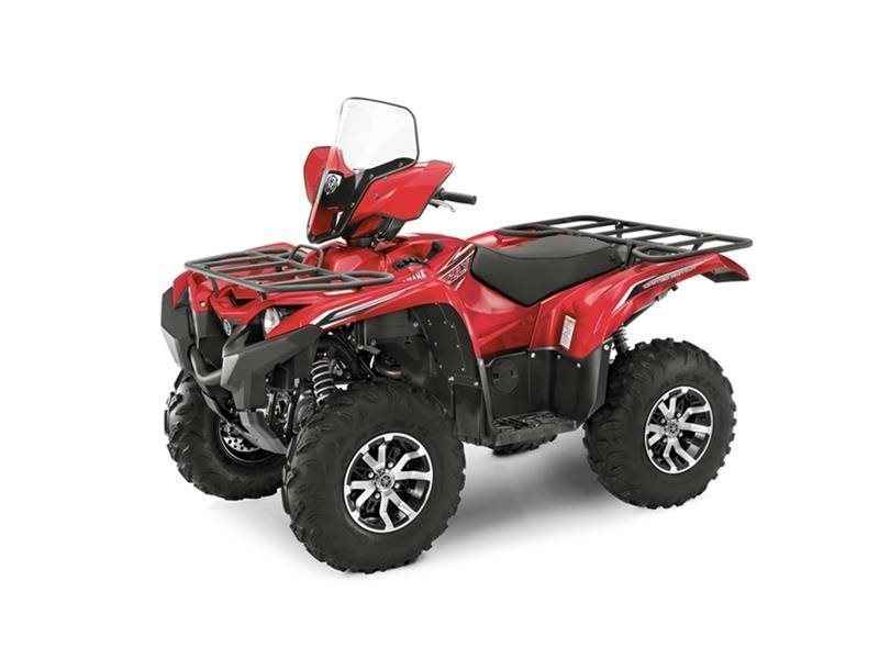 New 2016 yamaha grizzly eps le atvs for sale in ohio on for Honda 4 wheeler dealers near me