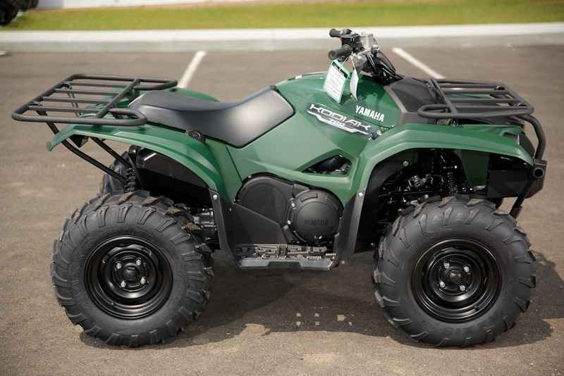 West Side Honda >> New 2016 Yamaha Kodiak 700 ATVs For Sale in Wisconsin on ATV Trades
