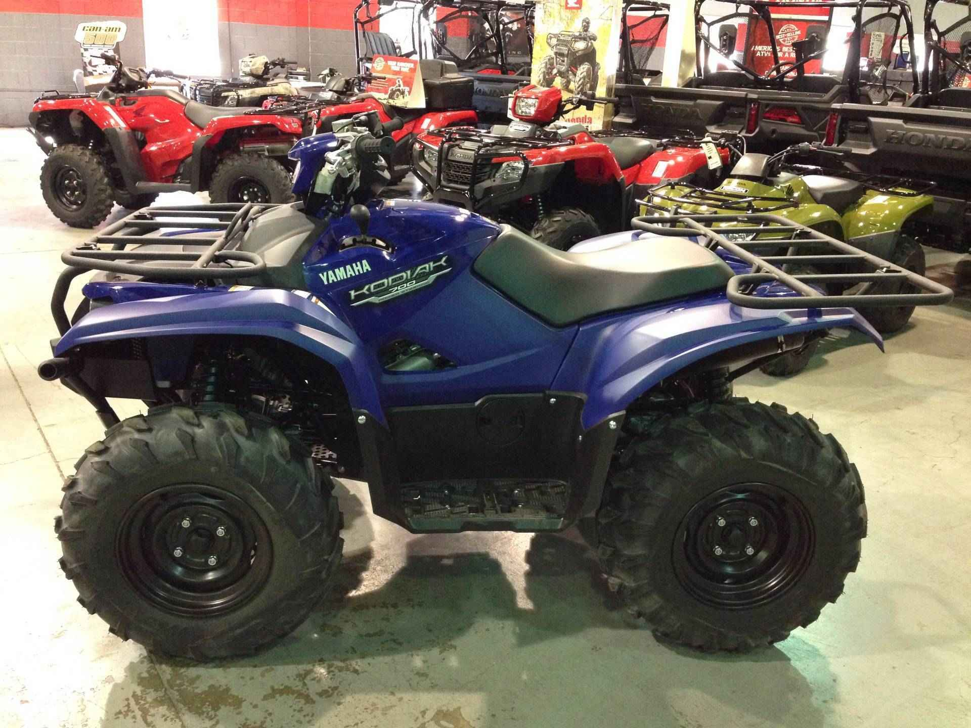 "New 2016 Yamaha Kodiakâ""¢ 700 EPS ATVs For Sale in Ohio on"