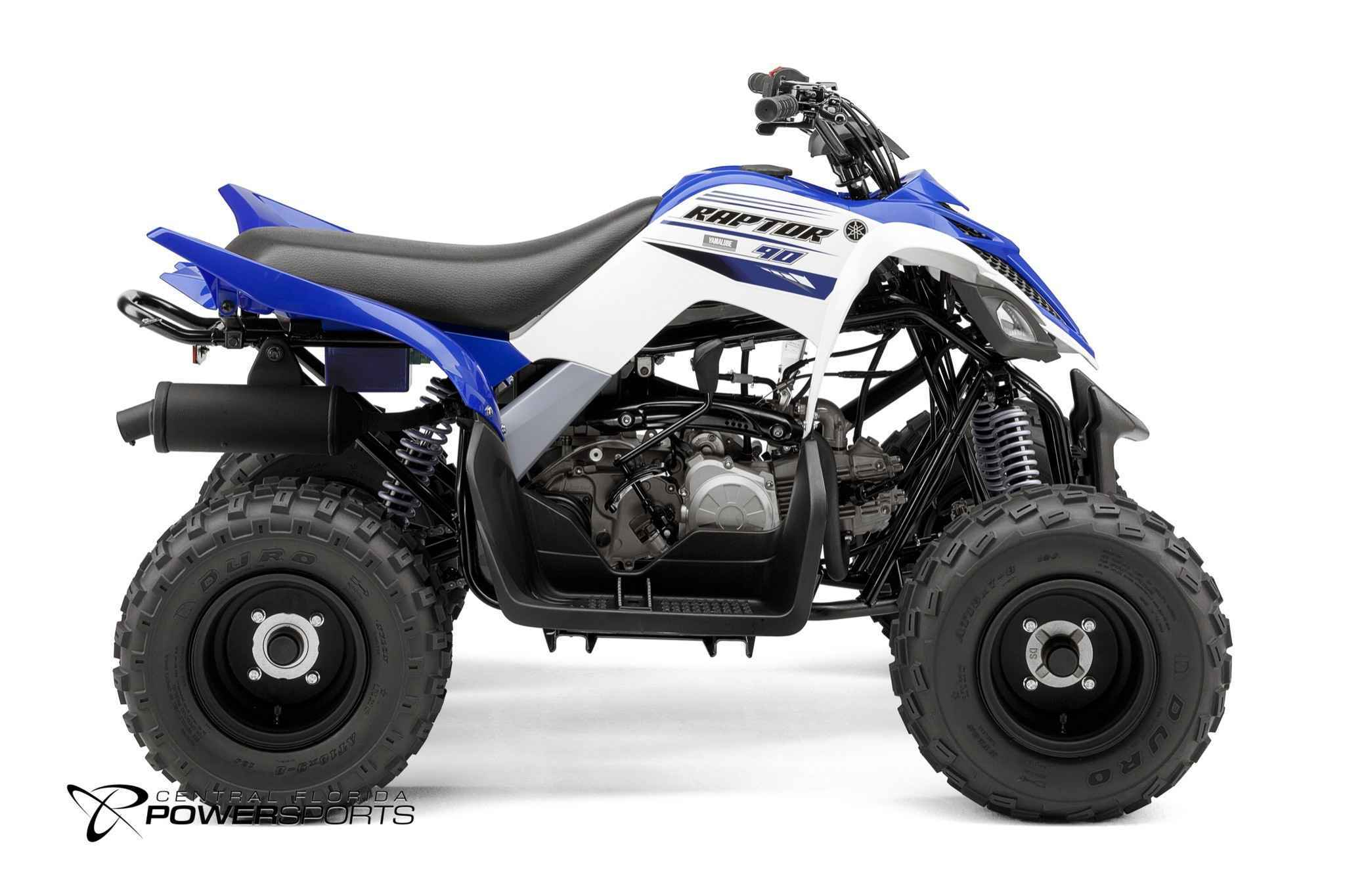 new 2016 yamaha raptor 90 atvs for sale in florida on atv. Black Bedroom Furniture Sets. Home Design Ideas