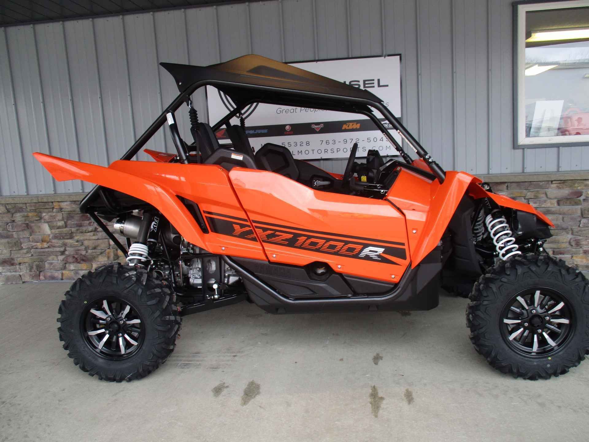 New 2016 yamaha yxz1000r atvs for sale in minnesota on atv for Yamaha eugene or