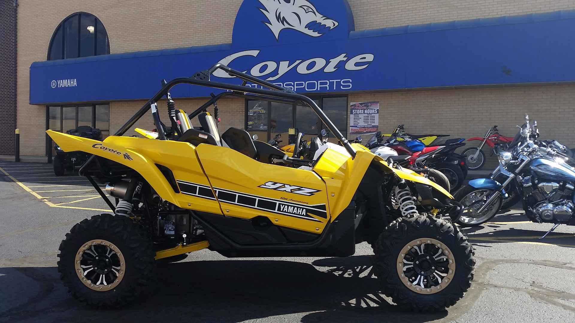 New 2016 yamaha yxz1000r se atvs for sale in colorado on for New york yamaha honda