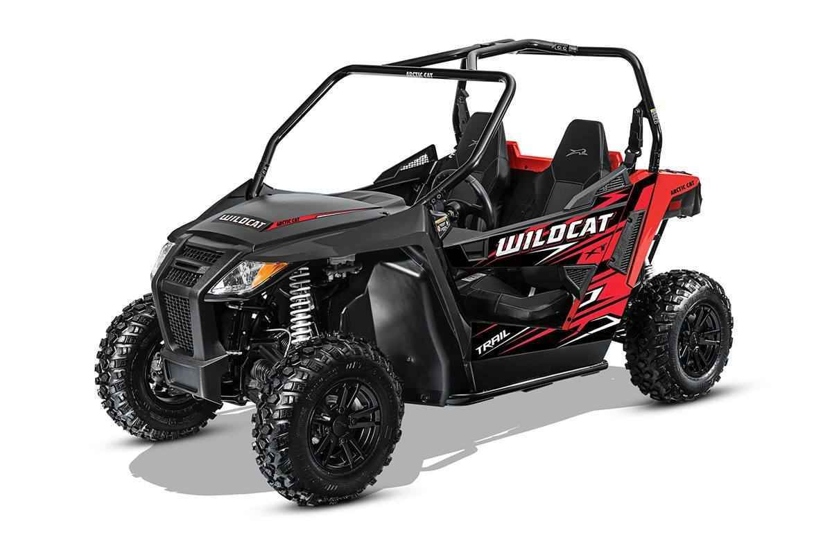 New 2017 Arctic Cat Wildcattrailxteps Atvs For In Idaho 12 999