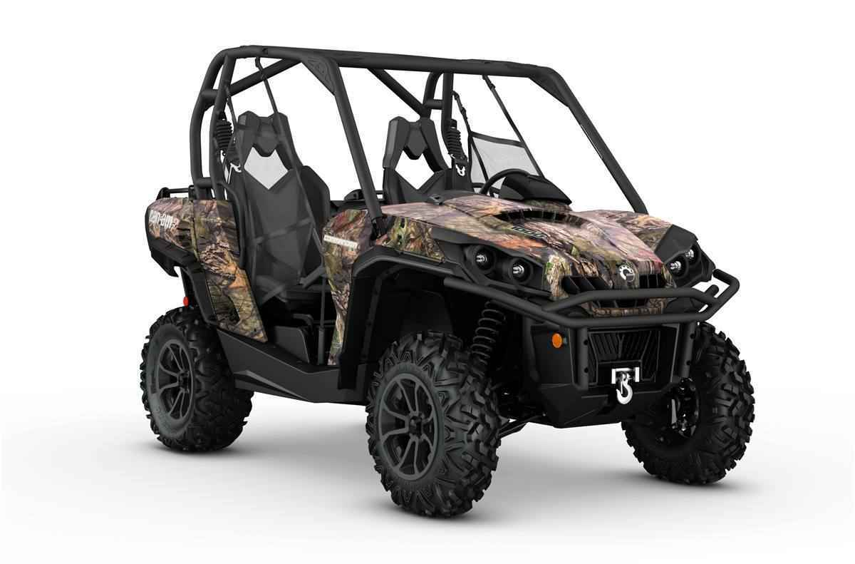 new 2017 can am commander xt 1000 atvs for sale in missouri on atv trades. Black Bedroom Furniture Sets. Home Design Ideas