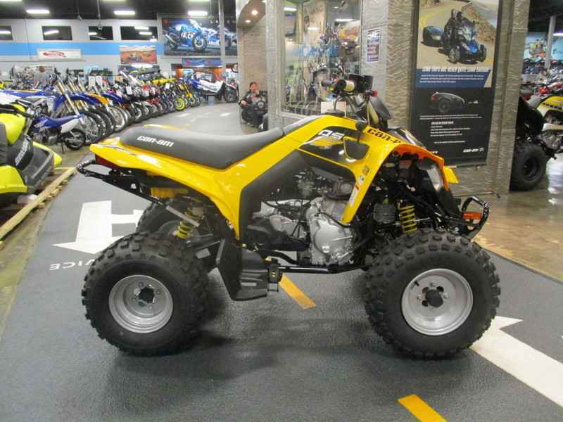 New 2017 Can-Am DS 250 ATVs For Sale in California on ATV Trades